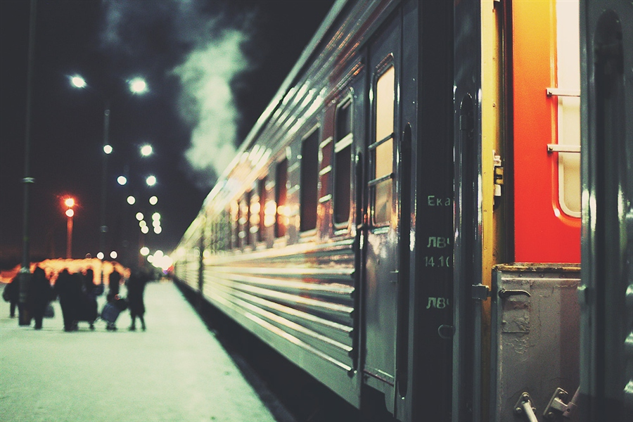Путешествие поездом - полезные услуги РЖД